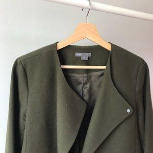 Olive Green Vince jacket
